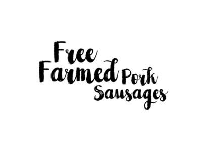 Free Farmed Pork Sausages - Drycreekmeats Online Butchery