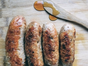 Pork and Maple Syrup Sausages - Drycreekmeats Online Butchery